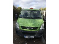 Iveco Daily Crew Cab Tipper ( Spares Or Repair )