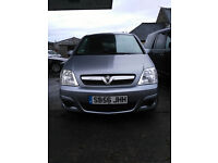 Vauxhall Meriva, manual, 1.7L diesel engine - good condition, needs new power steering part