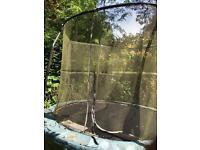 Large trampoline 3 metre diameter