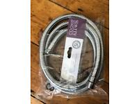 Stainless steel shower hose - brand new