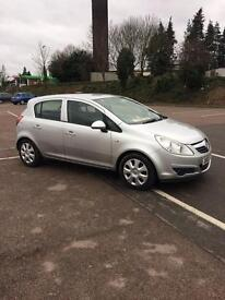 2010/10 Vauxhall Corsa Exclusive 1.2petrol