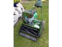 Vintage Suffolk punch mower