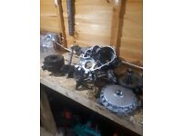 LML, vespa 2t engine spare parts