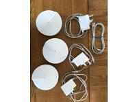 TP-LINK Deco M5 Whole Home WiFi System - Triple Pack