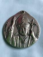 verkaufe alte Medaille von Papst Johannes Paul ll Thüringen - Leinefelde Vorschau