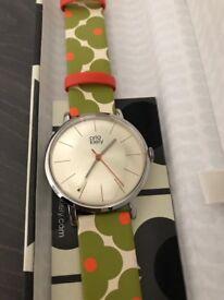 Ladies Orla Kiely Watch
