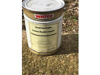 Brand new - Watco Driveway / Road Paint