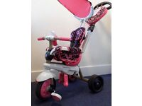 ::::::: SMARTRIKE DREAM 4-IN-1 TRIKE :::::::