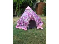 Kids Tee-Pee Play Tent