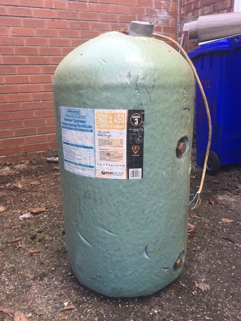 Vented hot water cylinder | in Stockport, Manchester | Gumtree