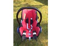 Maxi cosi car seat £13