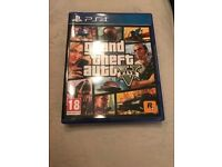 PS4 GAME GTA5. Excellent condition. £20 NO OFFERS. CAN DELIVER