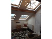 Gorgeous, very large room with en-suite, walk in wardrobe and sitting area in Meersbrook, S8