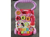 V-Tech First Steps Baby Walker