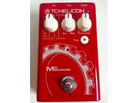 TC-HELICON MIC MECHANIC Vocal Effects FX Stompbox Pedal