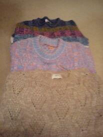 3 x Ladies Woolen Jumpers