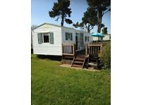 Caravan mobile home holidays in Brittany france