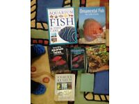 7 tropical fish books
