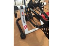 Elite Supercrono Digital Mag Elastogel Bike Turbo Trainer
