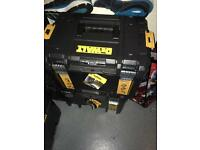 Dewalt T stack boxes brand new different sizes !!!