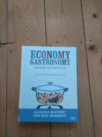 Recipe book Economy Gastronomy cheap ways to cook
