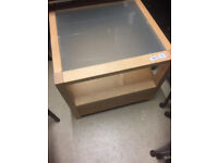 Side table , in good condition, feel free to view, Buyer must collect