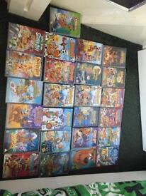 25 scooby doo dvd bundle