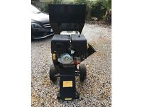 16HP garden shredder excellent condition