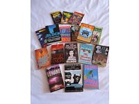 Crime Fiction Collection - Classic & Contemporary US Hard Boiled Crime Fiction - 450 Books
