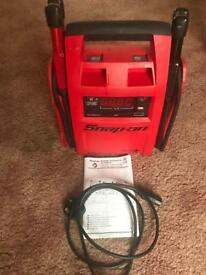 Snap on battery boost pack (jump start booster)
