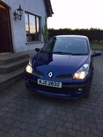 Renault clio,