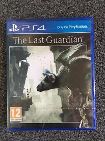 The last guardian PS4 game - NEW & Sealed