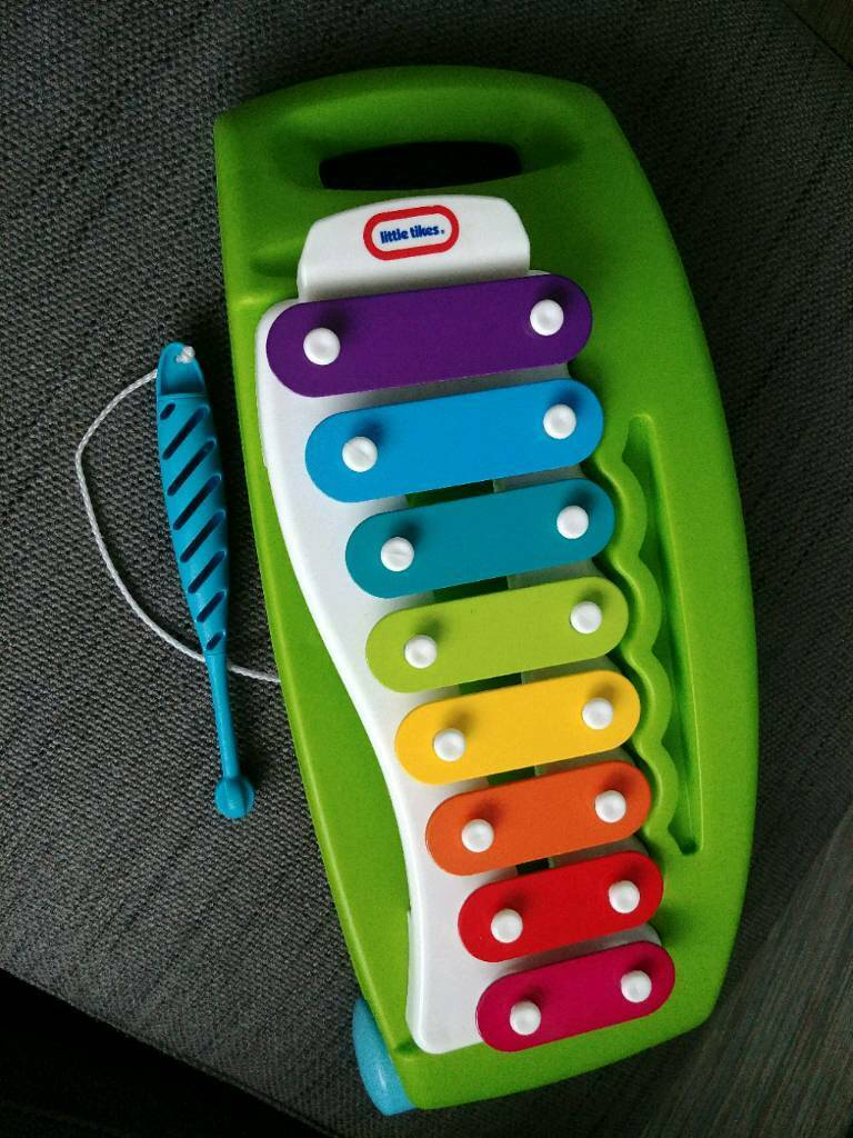 Fisher price xylophone baby toddler musical toy