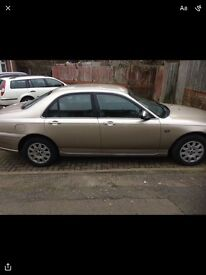 Rover 75 1.8 turbo mg zt zr zs