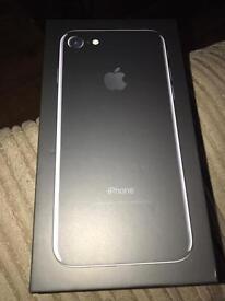 Iphone 7 256gb Jet Black FACTORY UNLOCKED!