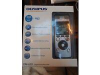 DM-650 Digital voice recorder
