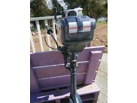 3.5HP Outboard Motor 2 Stroke Inflatable/Fishing Boat Engine