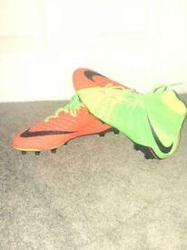 Brand New Nike Hyper Venom Football Boots
