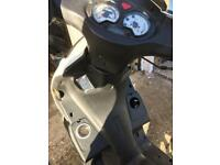 60cc jonway madness ready to ride reg as a 50cc MOPED , £600 ono or swaps for anything bigger!