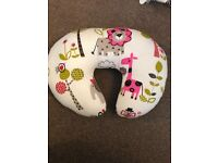 Baby support pillow