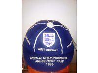 England 1966 World Cup Winners replica Cap