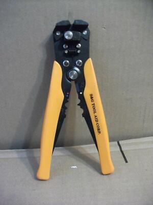 Sg Tool Aid Wire Stripper Cutter And Terminal Crimper