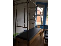 Balanced Body pilates trapeze table/cadillac, light private use only