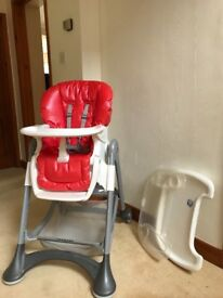 Silver Cross Sovereign High Chair