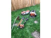 Stilth petrol gardening tools