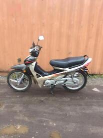 Boation 110cc delivery/pizza bike like Honda innova (LOW MILES)