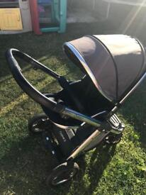 Oyster 2 pushchair plus carrycot