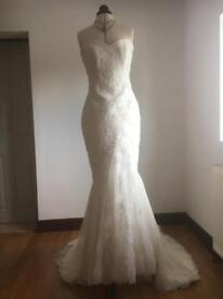 Ellis Bridal 11330 new with tags