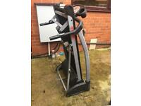 OFFERS ACCEPTED YORK FITNESS ELECTRIC RUNNING TREADMILL FOLDS AWAY INCLINE MODE PROGRAM MODE