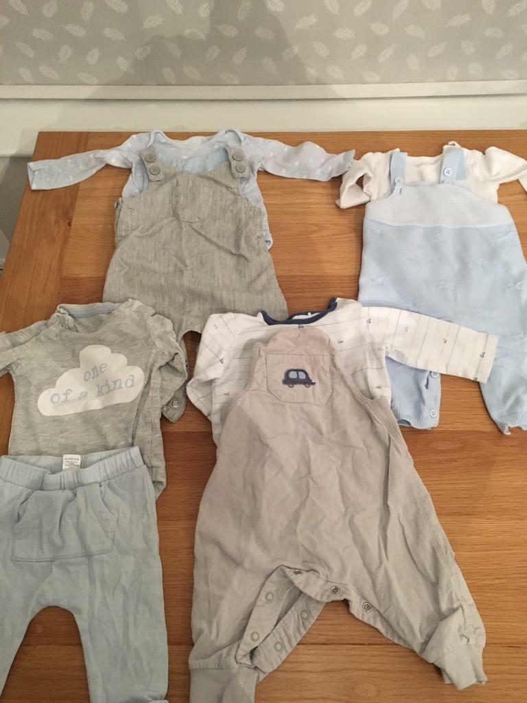17cd0b2ac 3-6 months old baby boy bundle